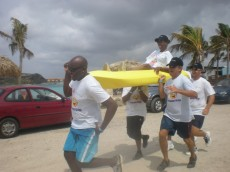 WannaGo Outdoors Curacao, team building