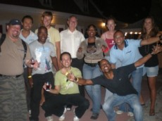 WannaGo Outdoors Curacao, team building, murdergame