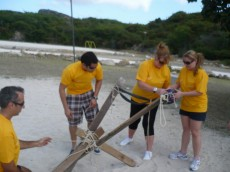 wannago-outdoors curacao teambuilding
