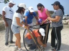 WannaGo Outdoors Curacao, teambuilding