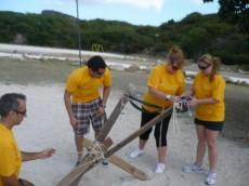 wannago-outdoors curacao teambuilding